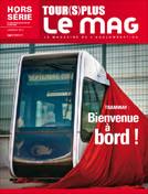 Couverture du hors série spécial tram