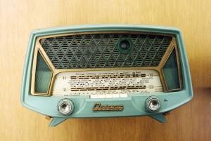 Le charme désuet des vieux transistors
