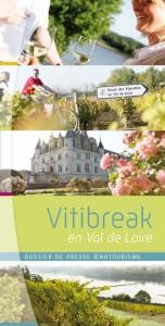 Le dossier de presse œnotourisme en Val de Loire