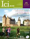 La couverture du numéro 3 du magazine de la Touraine
