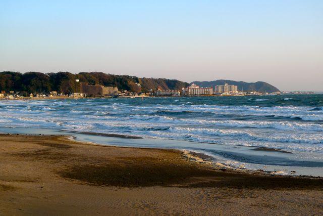 Le Pacifique à Kamakura