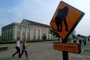 Parc des chantiers, île de Nantes