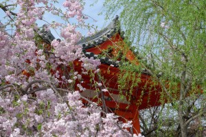 Sanjusangendo à Kyoto