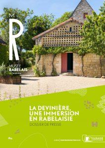 Dossier de presse Musée Rabelais 2018